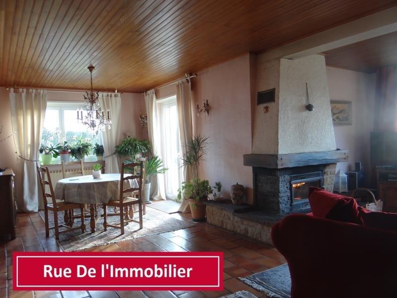 Sale house / villa Willerwald 234000€ - Picture 3