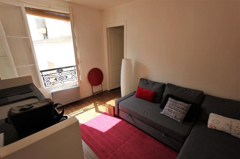 Rental apartment Paris 3ème 950€ CC - Picture 2