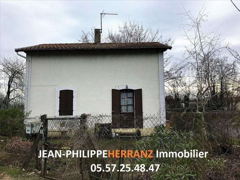 Vente maison / villa Libourne 139000€ - Photo 1