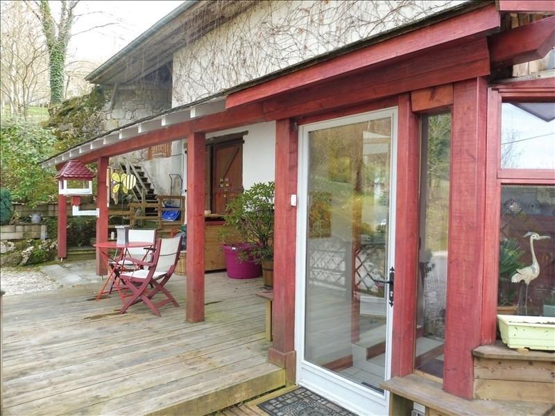 Vendita casa Cusy 410000€ - Fotografia 5