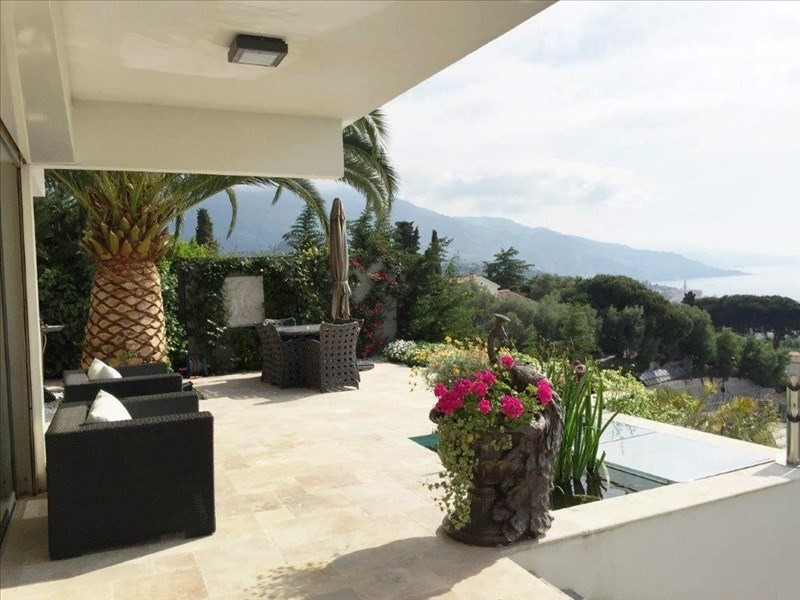 Deluxe sale house / villa Menton 2 392 000€ - Picture 5