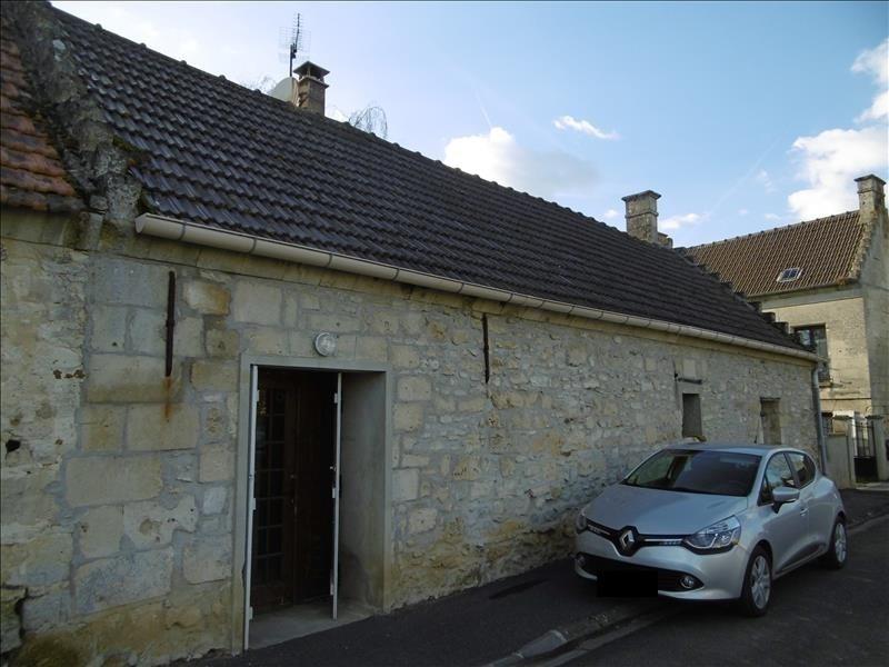 Sale house / villa Crepy en valois 89000€ - Picture 1