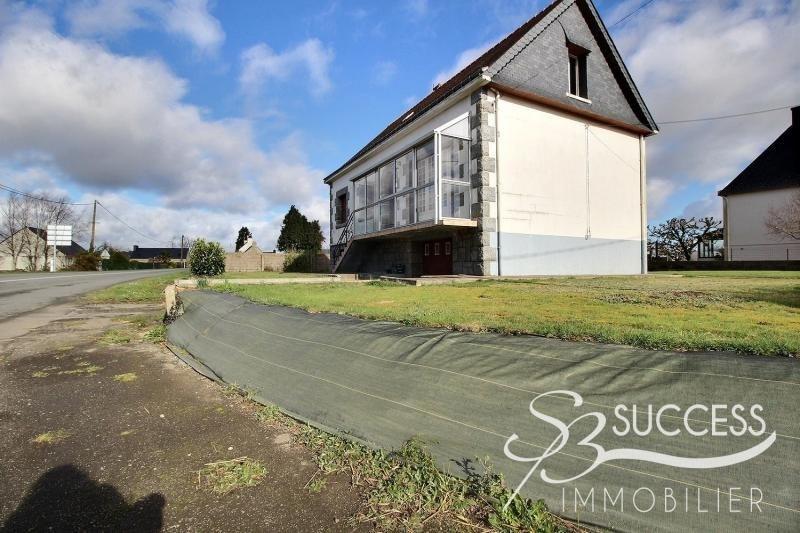 Vente maison / villa Plumeliau 75000€ - Photo 2
