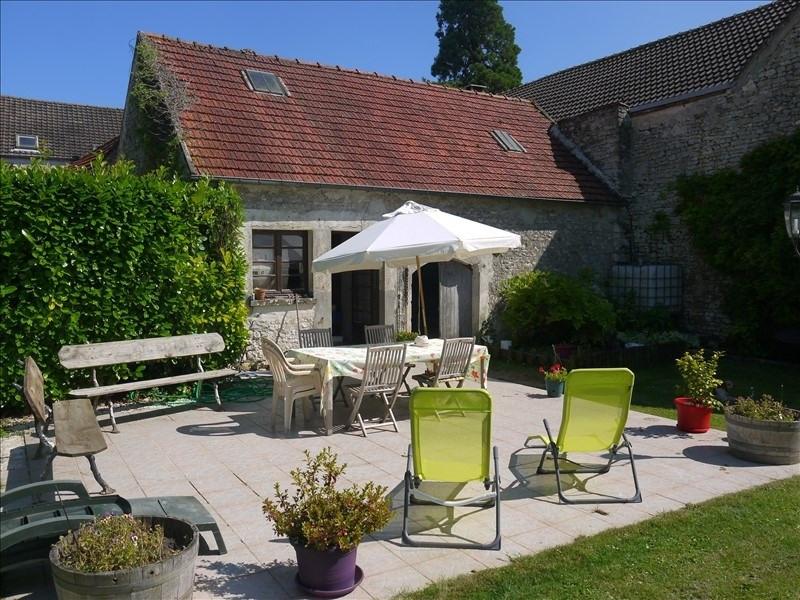 Venta  casa Fontenay mauvoisin 360000€ - Fotografía 10