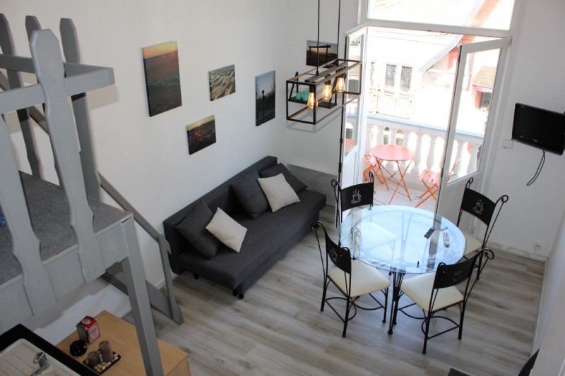 Vendita appartamento Le touquet paris plage 153700€ - Fotografia 8