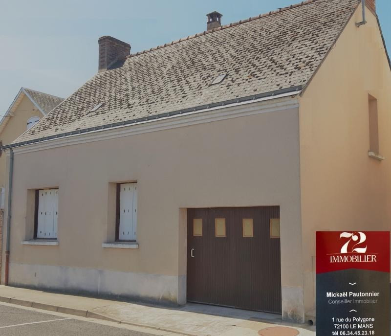 Venta  casa La suze sur sarthe 99750€ - Fotografía 1