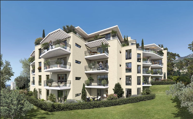 Vente appartement Beausoleil 1640000€ - Photo 1