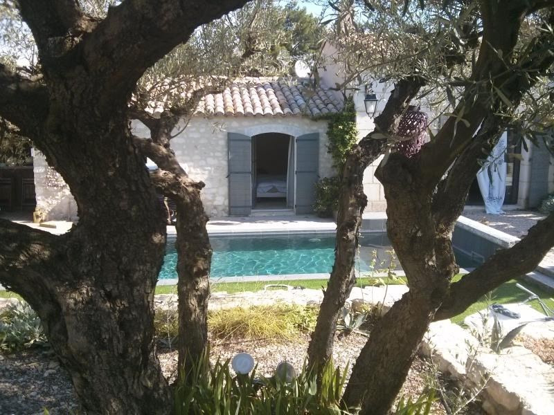Deluxe sale house / villa Paradou 852800€ - Picture 2