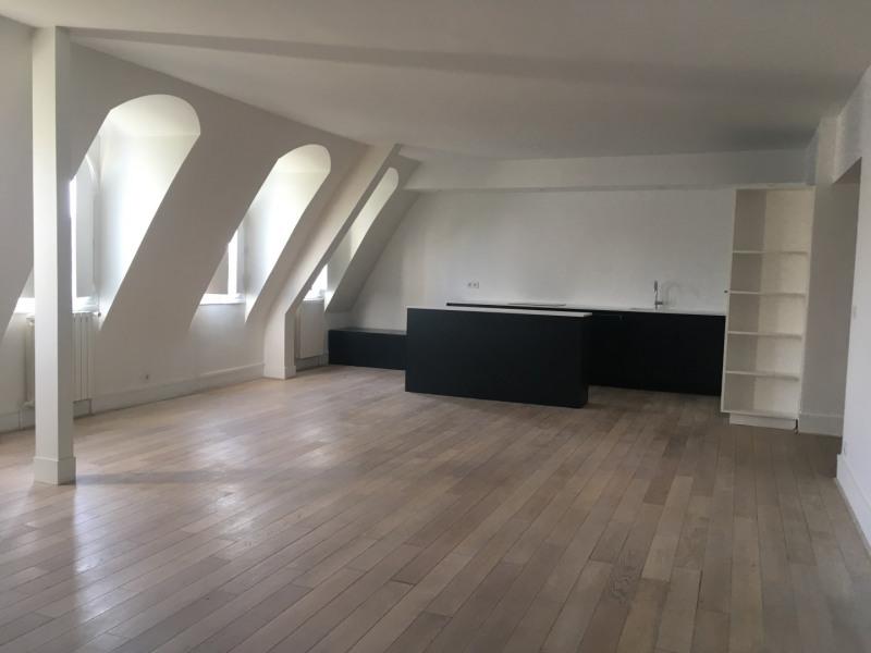 Duplex en dernier étage