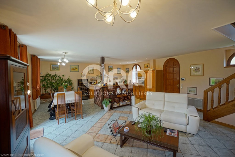 Deluxe sale house / villa Les andelys 300000€ - Picture 7
