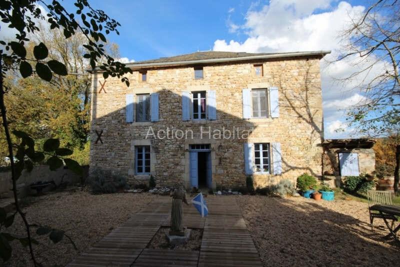 Sale house / villa Varen 485000€ - Picture 1