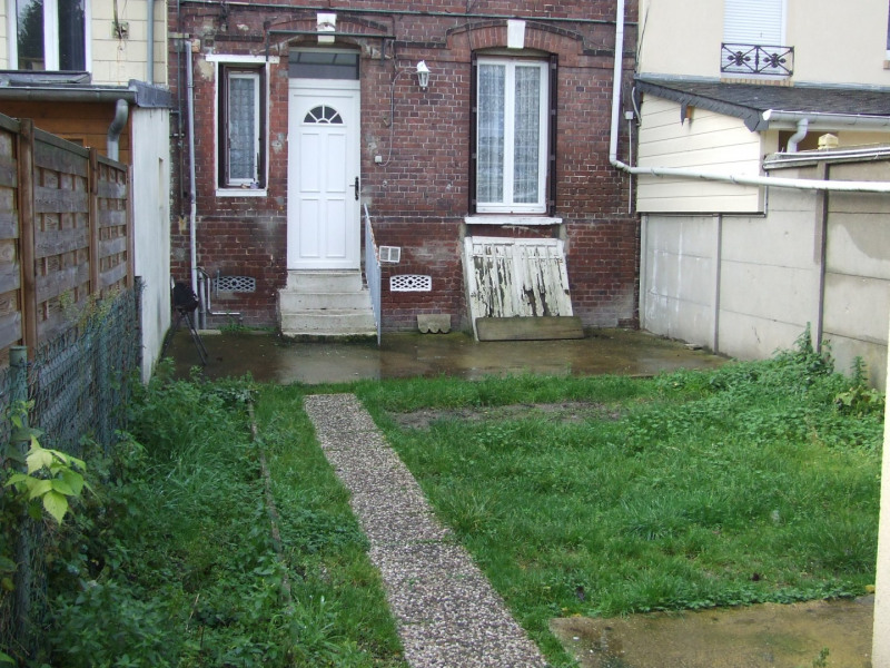Vente maison / villa Rouen 110000€ - Photo 2