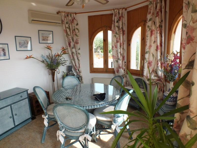 Alquiler vacaciones  casa Rosas-palau saverdera 736€ - Fotografía 8
