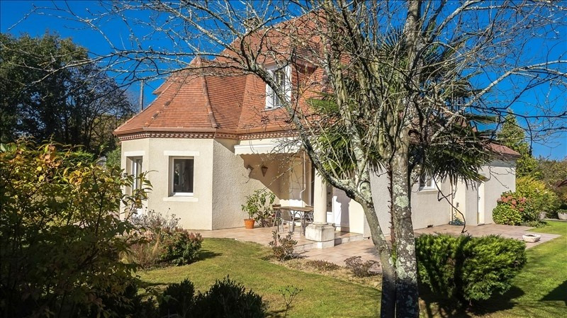 Sale house / villa Buros 397000€ - Picture 1