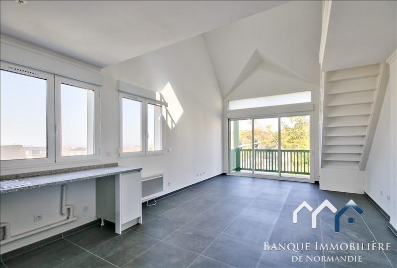 Sale apartment Trouville sur mer 265000€ - Picture 1