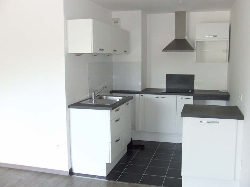 Rental apartment Aulnoye aymeries 480€ CC - Picture 2