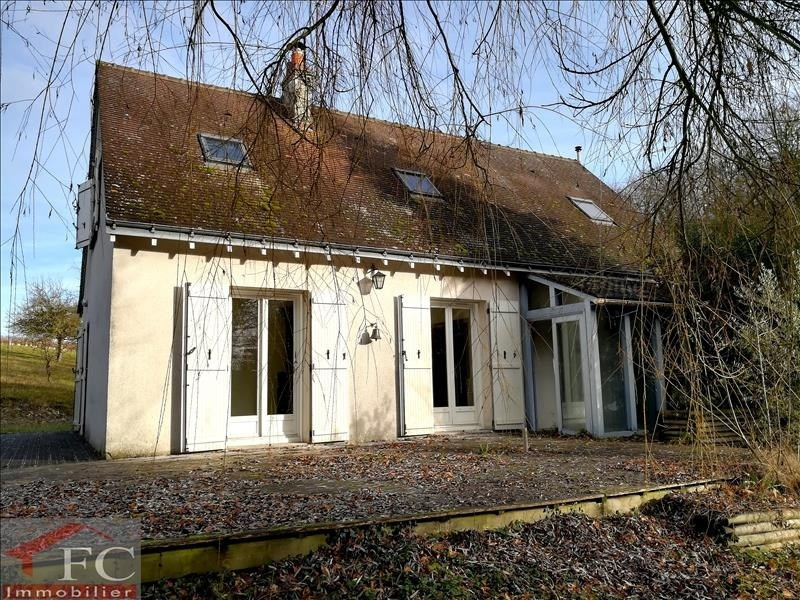 Sale house / villa Reugny 214 500€ - Picture 1