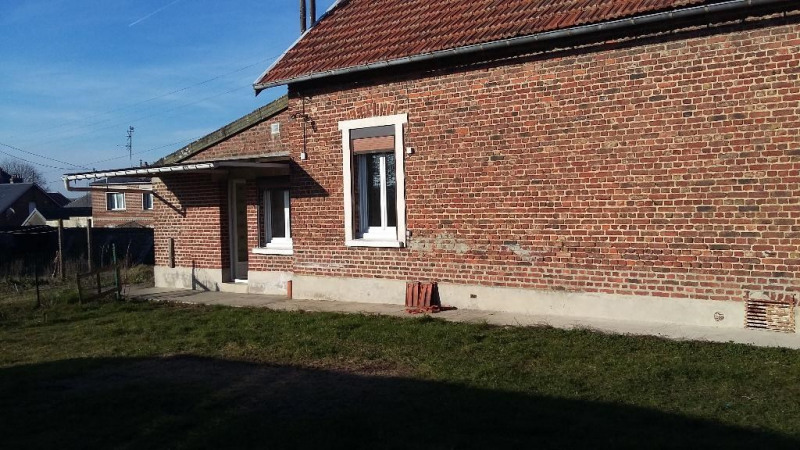 Vente maison / villa Bellicourt 90700€ - Photo 4