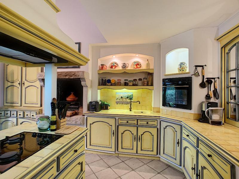 Immobile residenziali di prestigio casa Tourrettes sur loup 570000€ - Fotografia 4