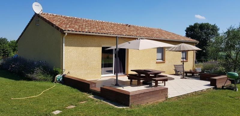 Vente maison / villa L isle jourdain 237300€ - Photo 1