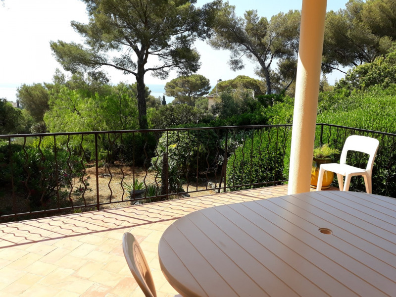 Vacation rental house / villa Les issambres 875€ - Picture 8