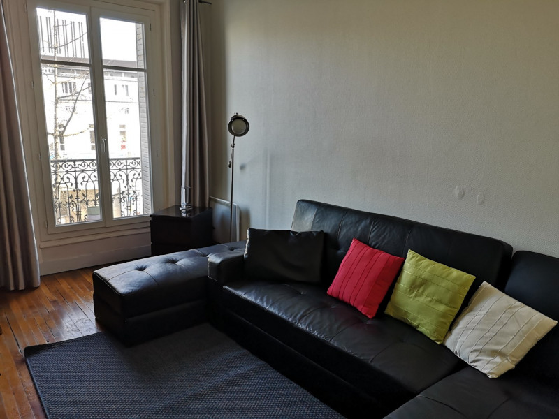 Rental apartment Paris 14ème 1 200€ CC - Picture 1