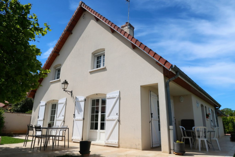 Sale house / villa Ahuy 478 000€ - Picture 1