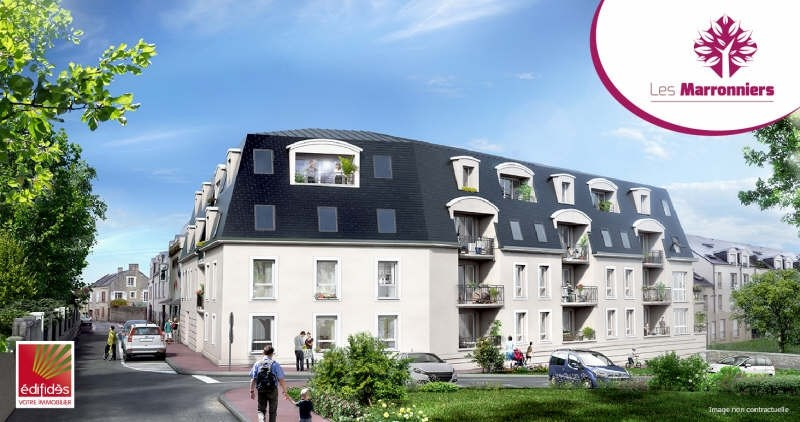 Sale apartment Douvres la delivrande 135000€ - Picture 1