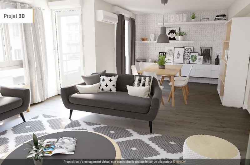 Vente appartement Clermont ferrand 285 000€ - Photo 1