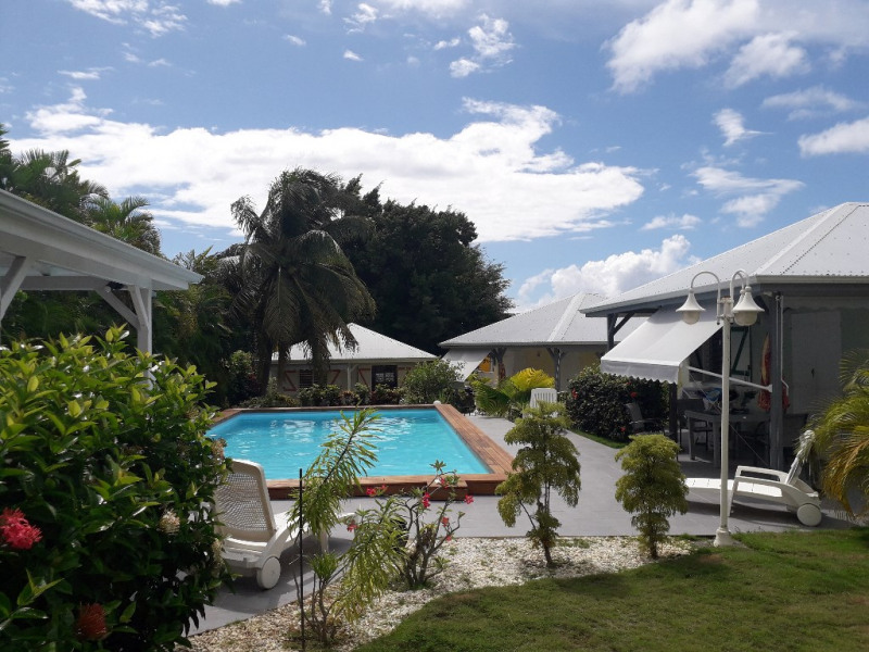 Deluxe sale house / villa Saint francois 730000€ - Picture 1