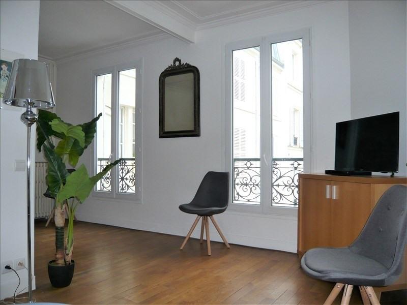Rental apartment Paris 7ème 1300€ CC - Picture 2