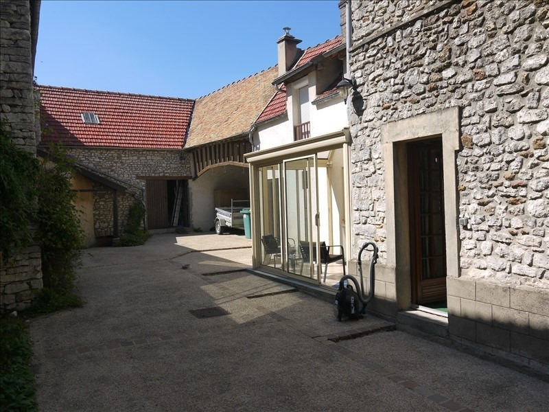 Venta  casa Fontenay mauvoisin 360000€ - Fotografía 2