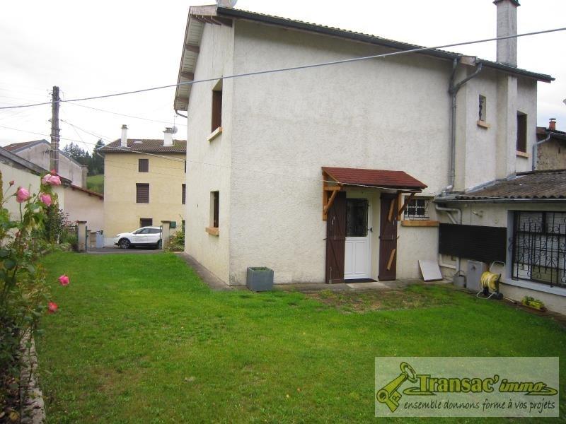 Vente maison / villa La monnerie le montel 99500€ - Photo 2