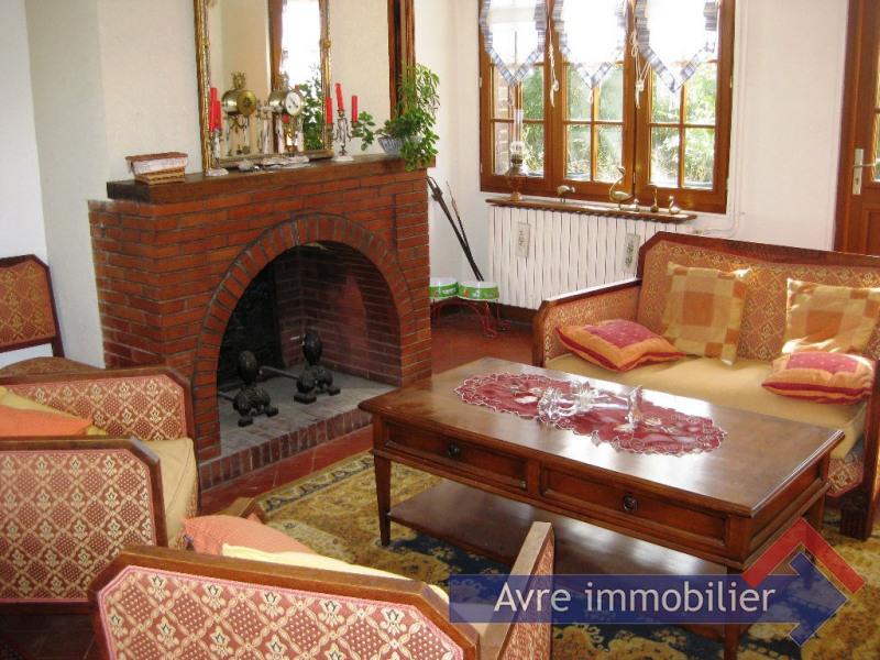 Vente maison / villa Verneuil d'avre et d'iton 205000€ - Photo 3
