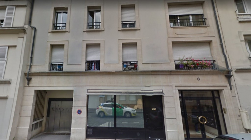 Location parking Paris 15ème 35€ CC - Photo 1