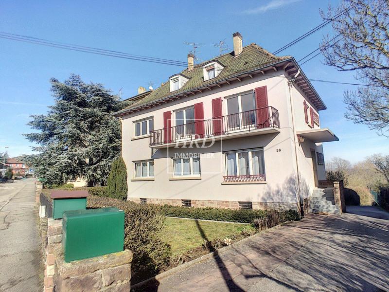 Rental apartment Saverne 720€ CC - Picture 1