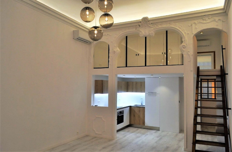Sale apartment Nice 430000€ - Picture 1