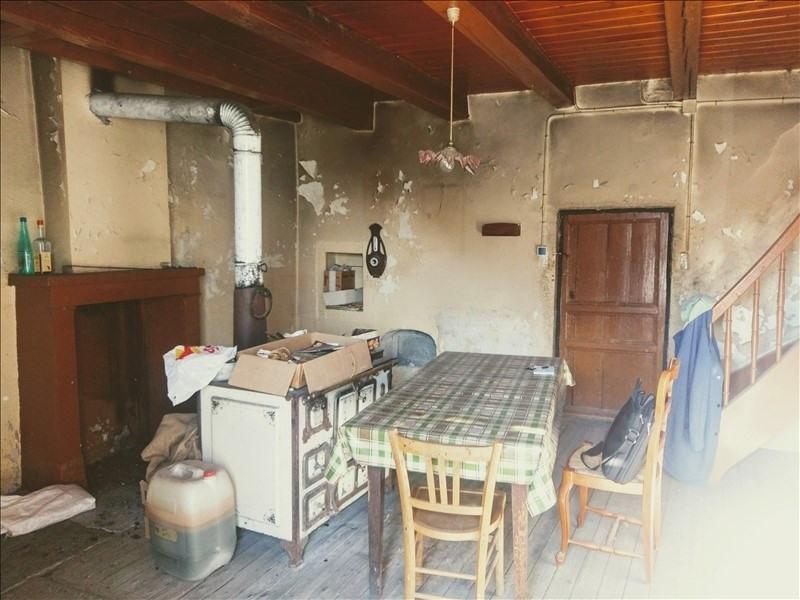 Vente maison / villa Echallon 120000€ - Photo 4