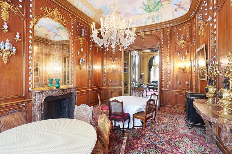 Vente de prestige appartement Paris 16ème 5750000€ - Photo 7