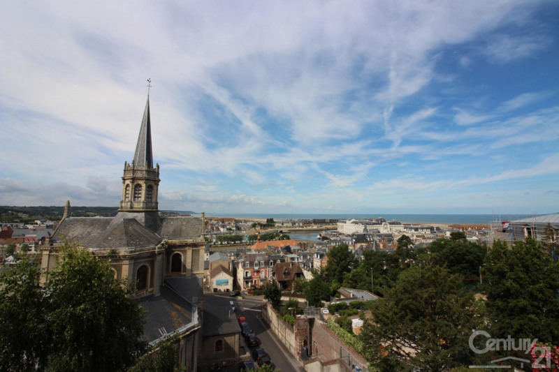 Verkoop  appartement Trouville sur mer 224000€ - Foto 13