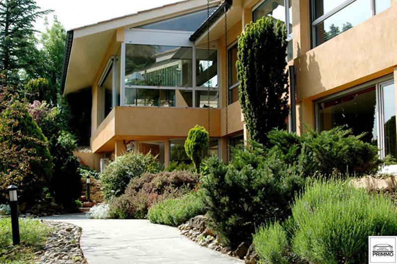 Vente de prestige maison / villa Collonges au mont d or 1050000€ - Photo 4