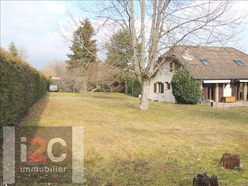 Vente maison / villa Echenevex 795 000€ - Photo 9