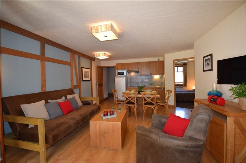 Deluxe sale apartment St lary soulan 210000€ - Picture 2