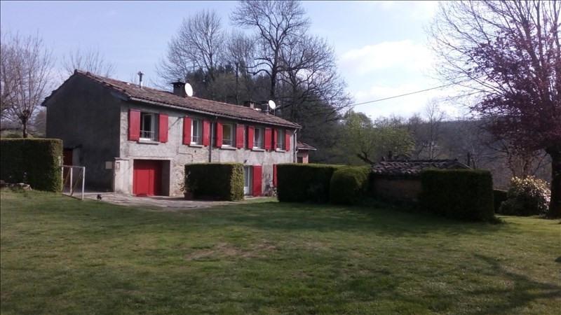 Sale house / villa Environ de mazamet 385000€ - Picture 1