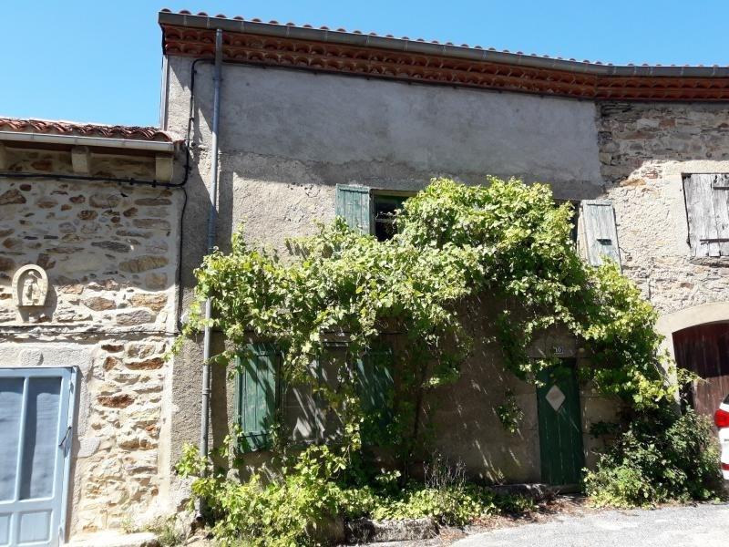 Vente maison / villa Rouairoux 55 000€ - Photo 1