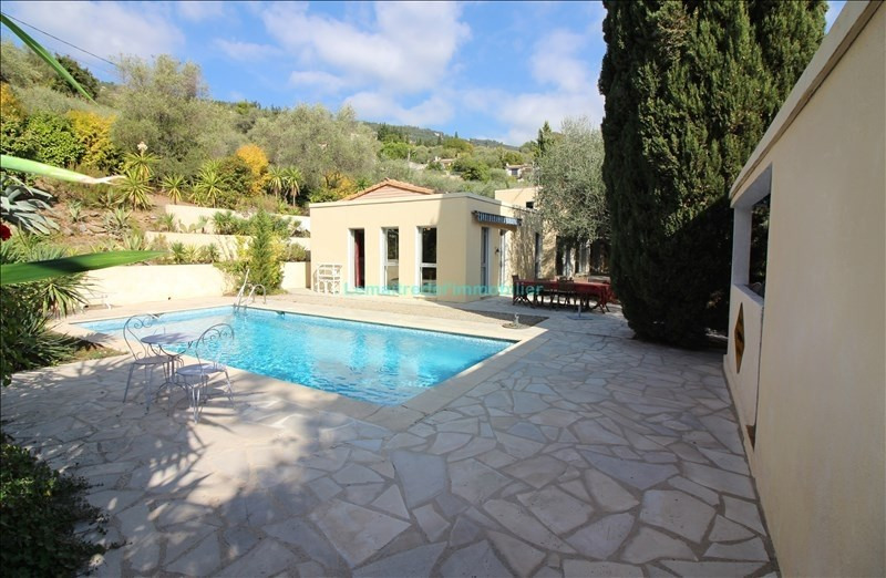 Vente maison / villa Peymeinade 550000€ - Photo 1