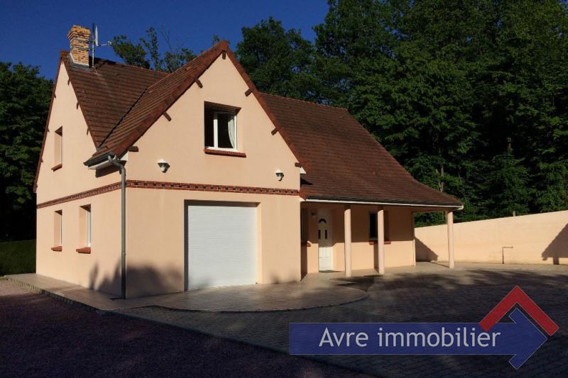 Vente maison / villa Verneuil d'avre et d'iton 243000€ - Photo 1