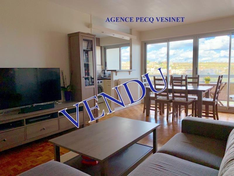 Vente appartement Le pecq 375000€ - Photo 1