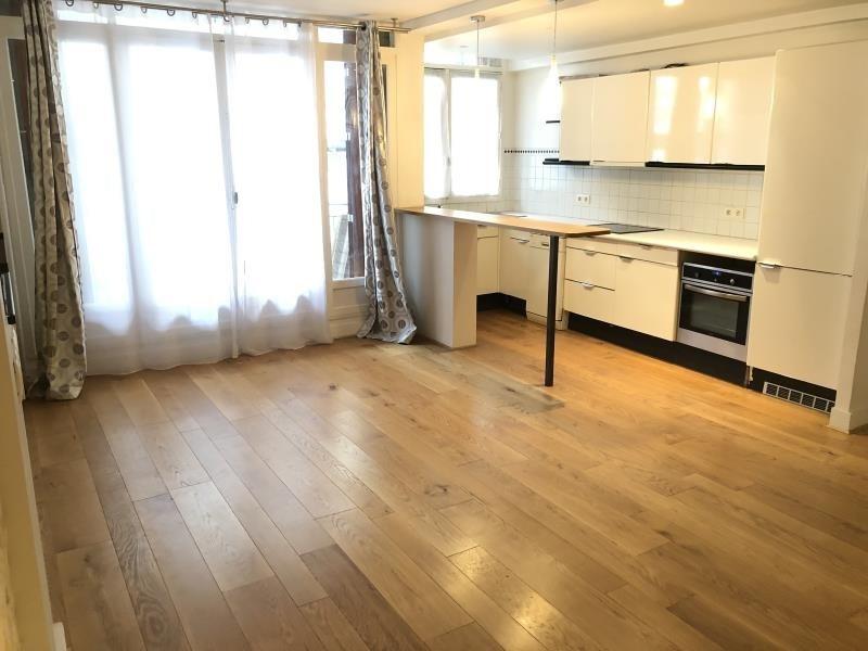 Sale apartment Paris 18ème 520000€ - Picture 2