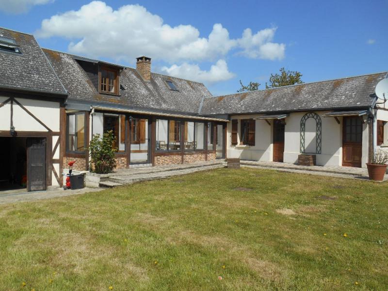 Venta  casa Crevecoeur le grand 188000€ - Fotografía 1